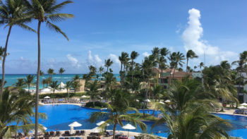 Ocean Blue and Sand in Punta Cana Dominican Republic, a family-friendly all inclusive