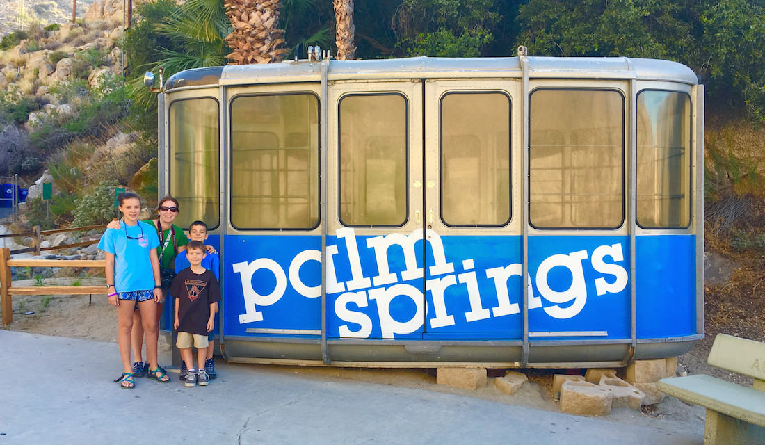 Palm Springs Aerial Tramway: World's Largest Rotating Tram Cars