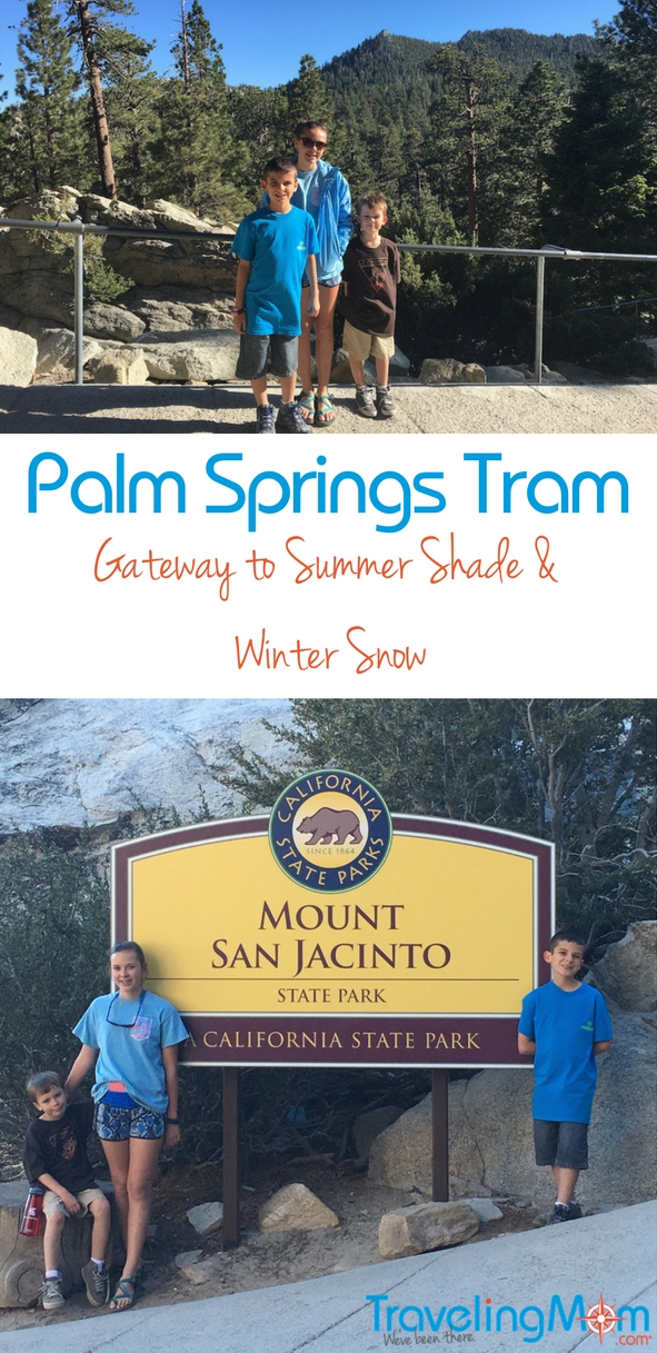 Looking to escape the heat or play in the snow minutes from downtown Palm Springs, California? Hop aboard the Palm Springs Aerial Tramway for both.