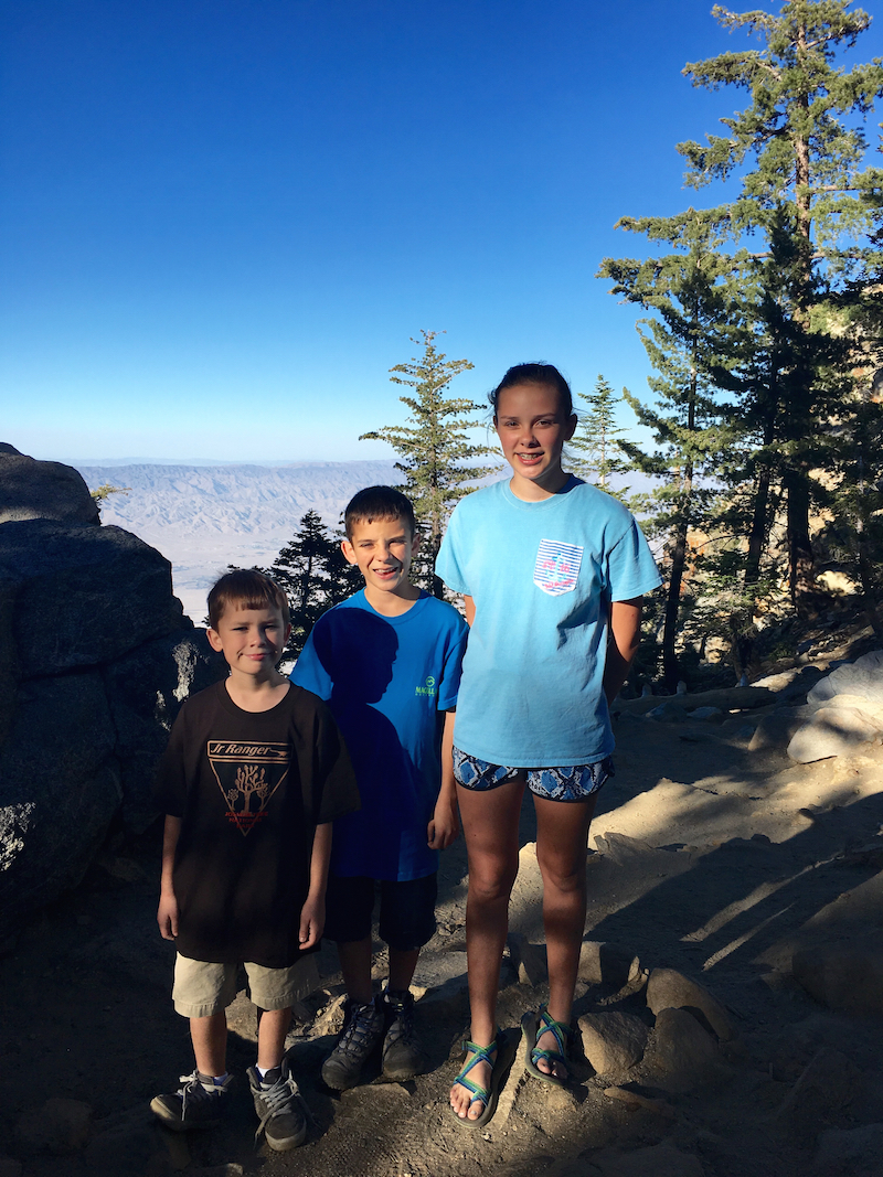 places to explore in Palm Springs with kids, Palm Springs Aerial Tramway,