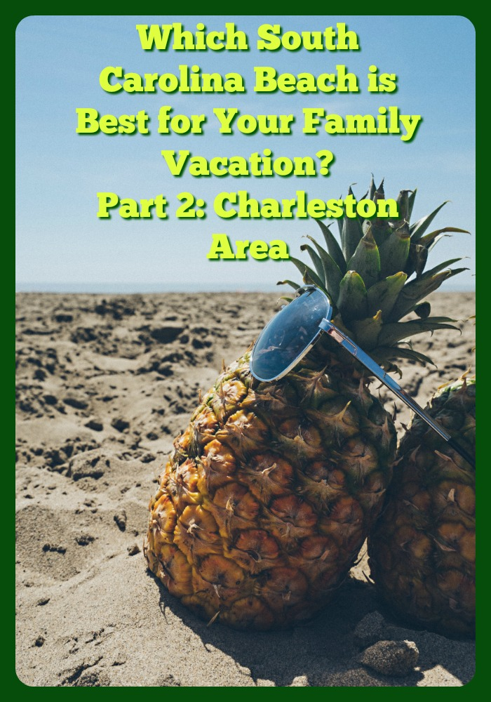 Which SC Beach is Best for Your Family Vacation, Charleston