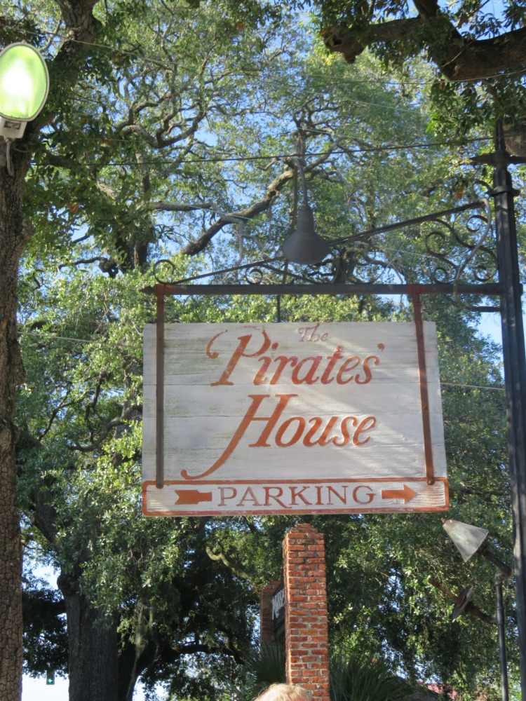 The Pirate's House is not far from Savannah Children's Museum.