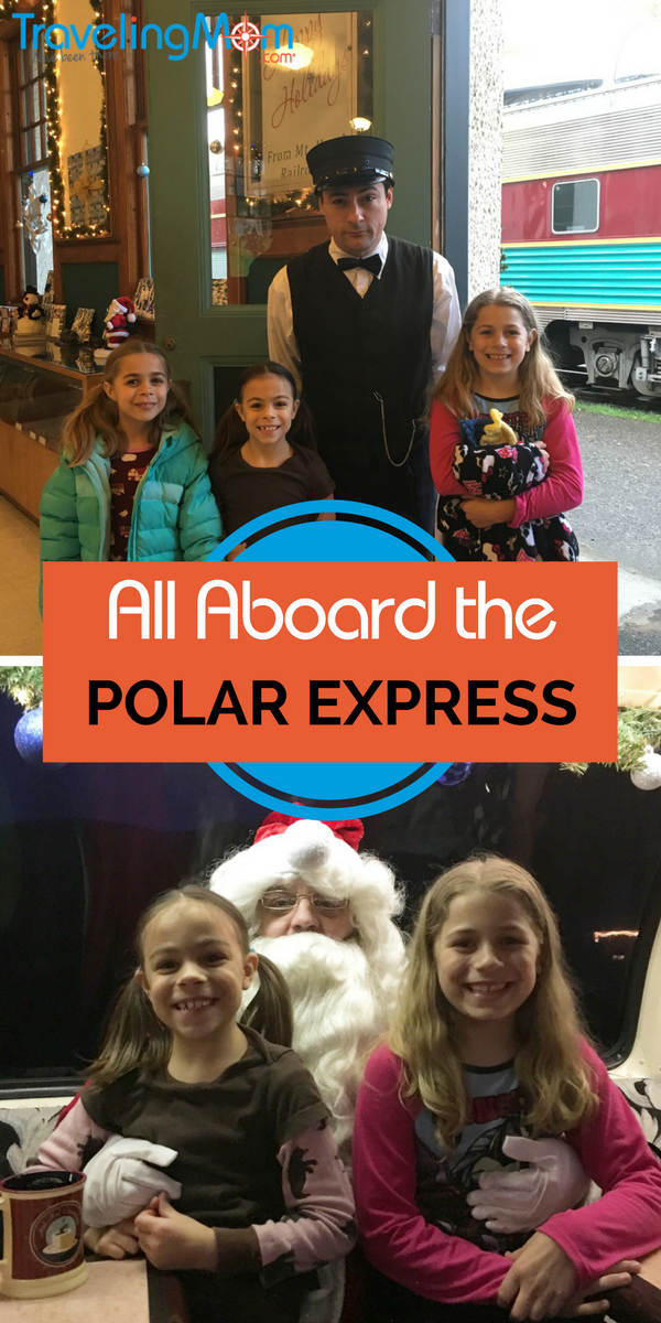 A ride on the Polar Express brings to life the iconic book and movie. This classic Christmas story is celebrated on trains across the country. Find out what to expect on a Polar Express ride and get some tips for ensuring your kids get more from the experience!