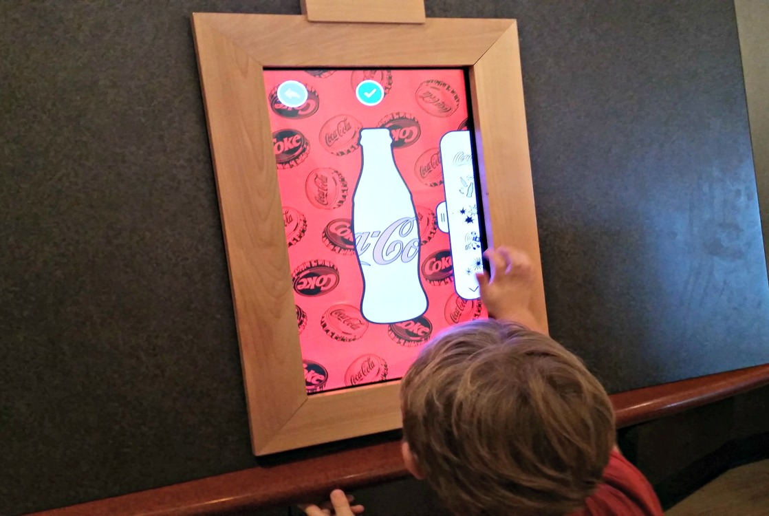 Create your own Coca-Cola Pop Art!