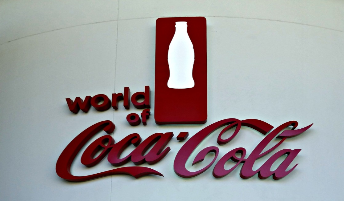A visit to the World of Coke in Atlanta is a multi-sensory experience.