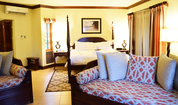 How about this family suite at Beaches Negril?