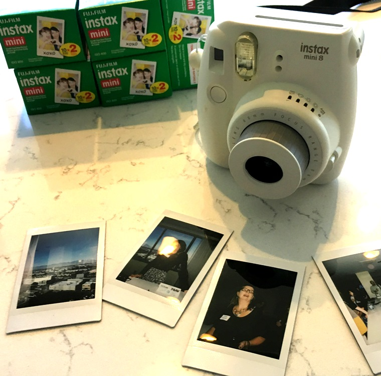 Best tech for holiday gift ideas: Fujifilm Instax Mini 8