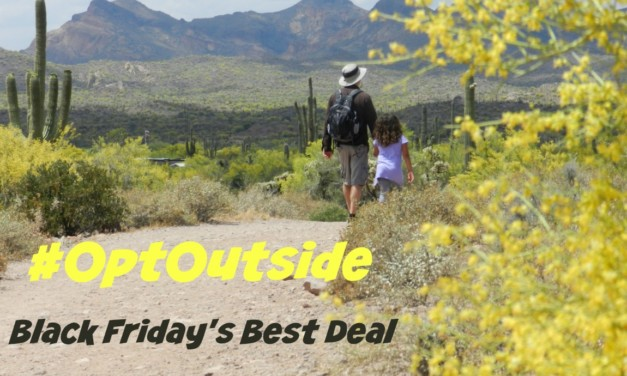 #OptOutside: Black Friday's Best Deal