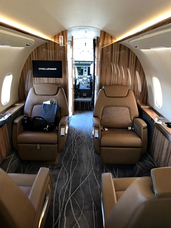 what are options if you want to fly by private jet