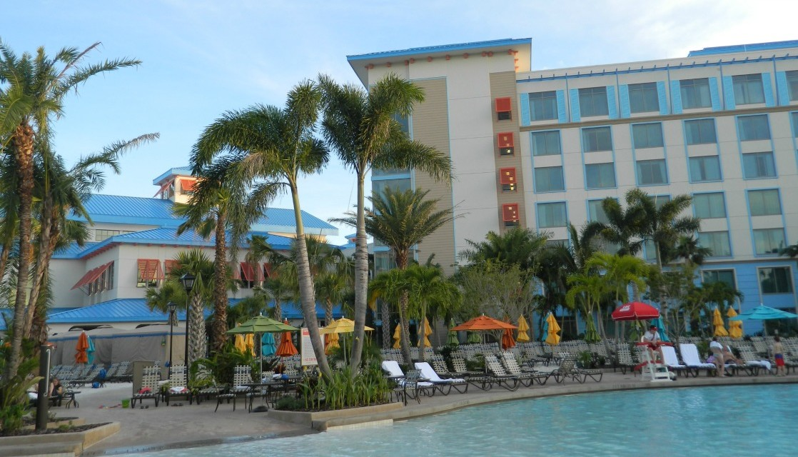 Escape to Loews Sapphire Falls Resort at Universal Orlando Resort