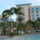 Loews Sapphire Falls resort is an island oasis located at Universal Orlando Resort. It's a great place to take a break from the parks.