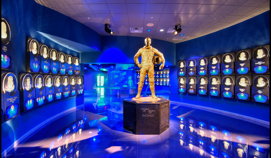ringing your kids to Kennedy Space Center? A few things to know about their newest exhibit, Heroes & Legends at the Astronaut Hall of Fame