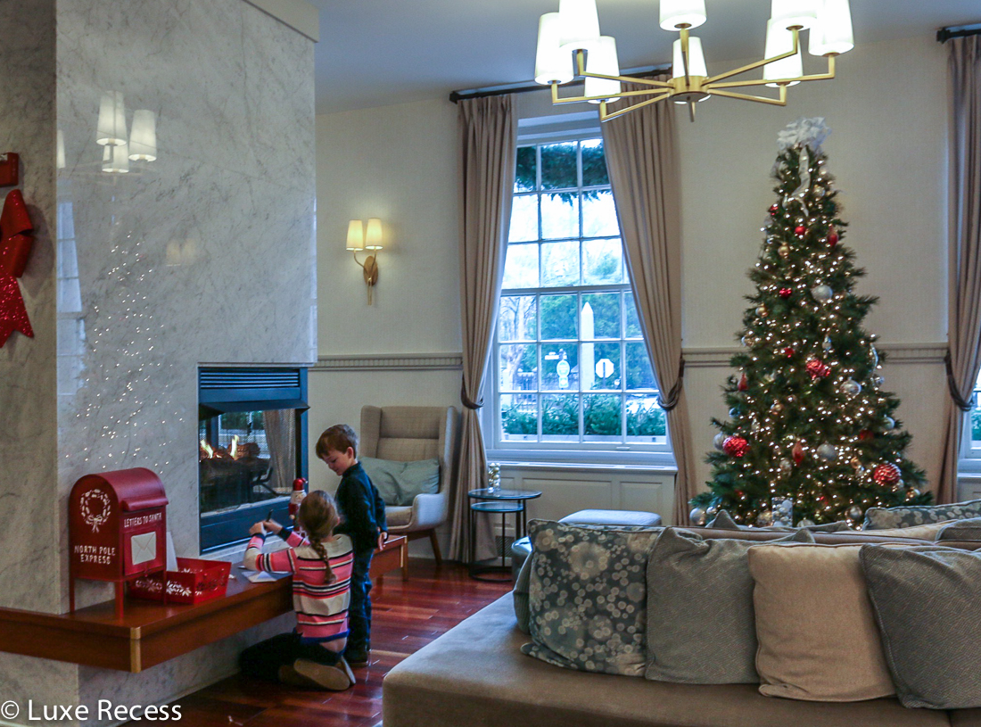 newport offers a wintertime experience thats perfect for families to celebrate the season christmas in