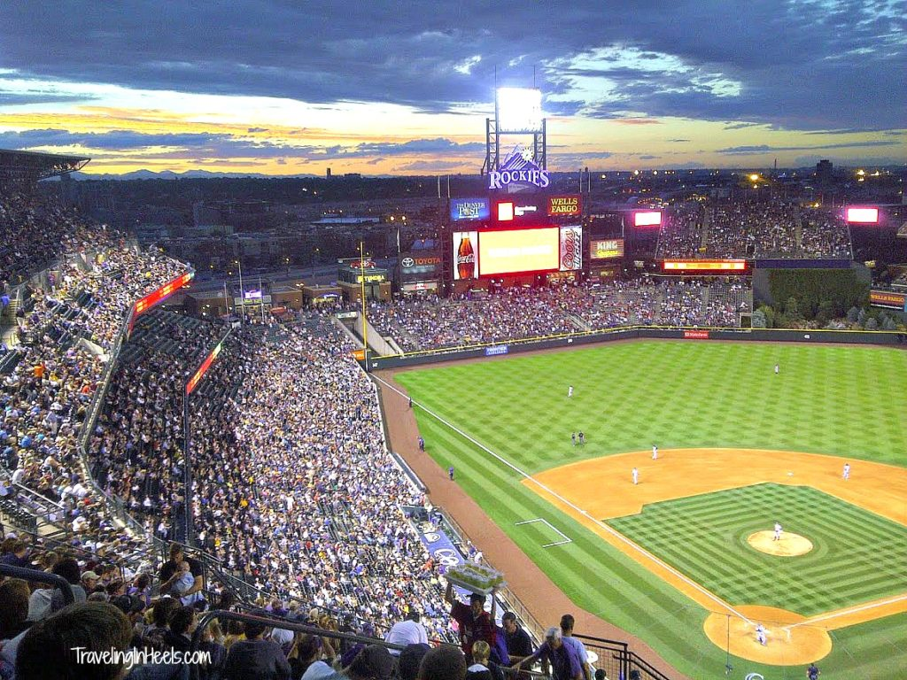 Top 10 things you didn't know about Denver -- the city is all about their professional sports!