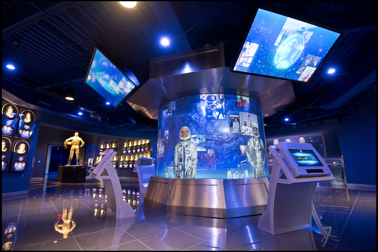 Bringing your kids to Kennedy Space Center? A few things to know about their newest exhibit, Heroes & Legends at the Astronaut Hall of Fame