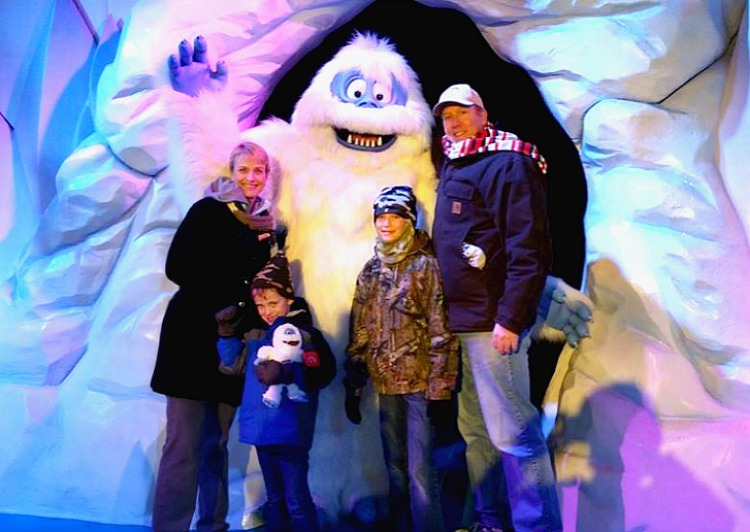 The Abominable at Dollywood