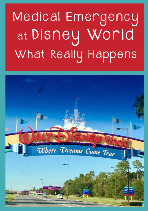 Have you ever wondered what happens if you need emergency assistance while at Walt Disney World? Here is our tale of what happened during our medical emergency at Disney Hollywood Studios.