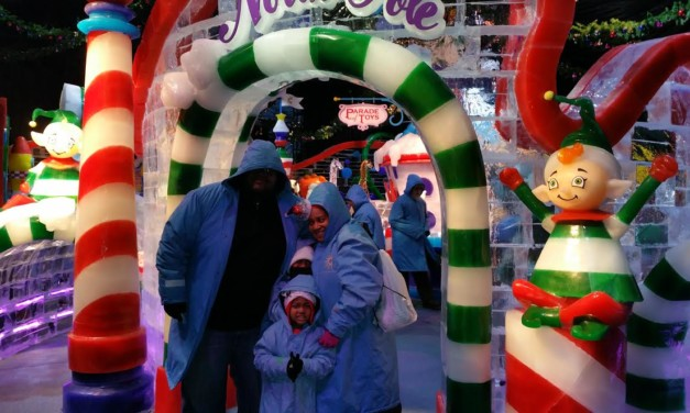 Family Holiday Gift Experience at Gaylord National Resort and Spa