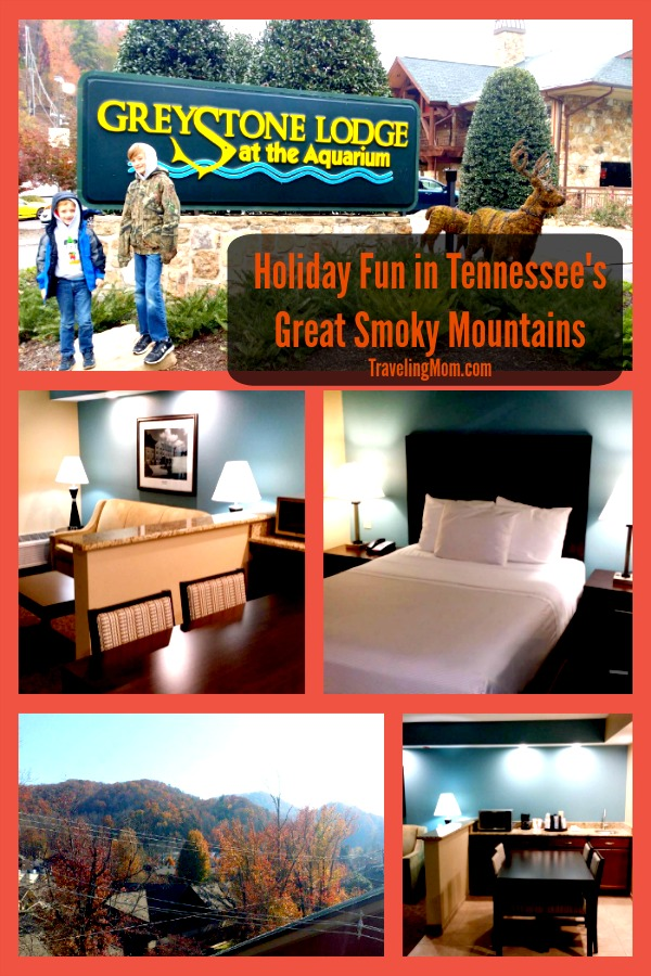 Holiday Stay at Greystone Lodge Gatlinburg Tennessee