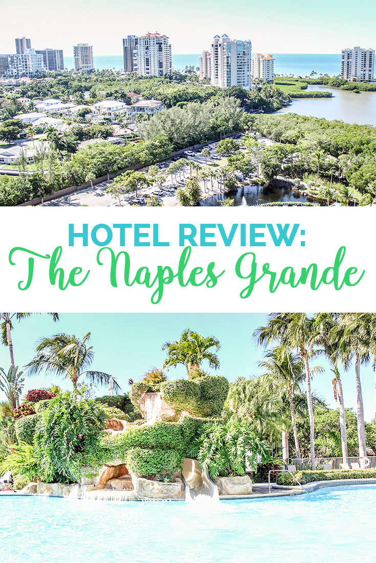Hotel Review: The Naples Grande in Naples, FL. Photo Credit: Hannah Rinaldi, Fabulously Frugal TravelingMom