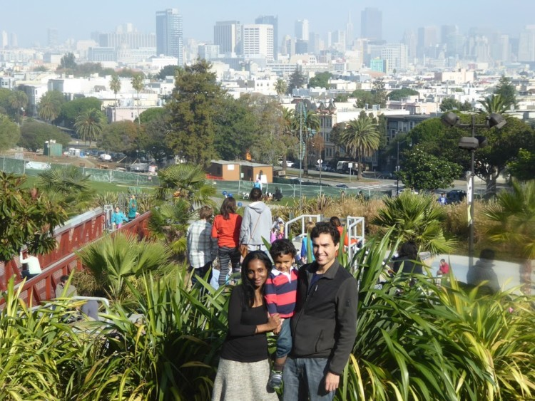San Francisco is a family friendly city. Here are some tried and trusted must dos when visiting San Francisco with toddlers.