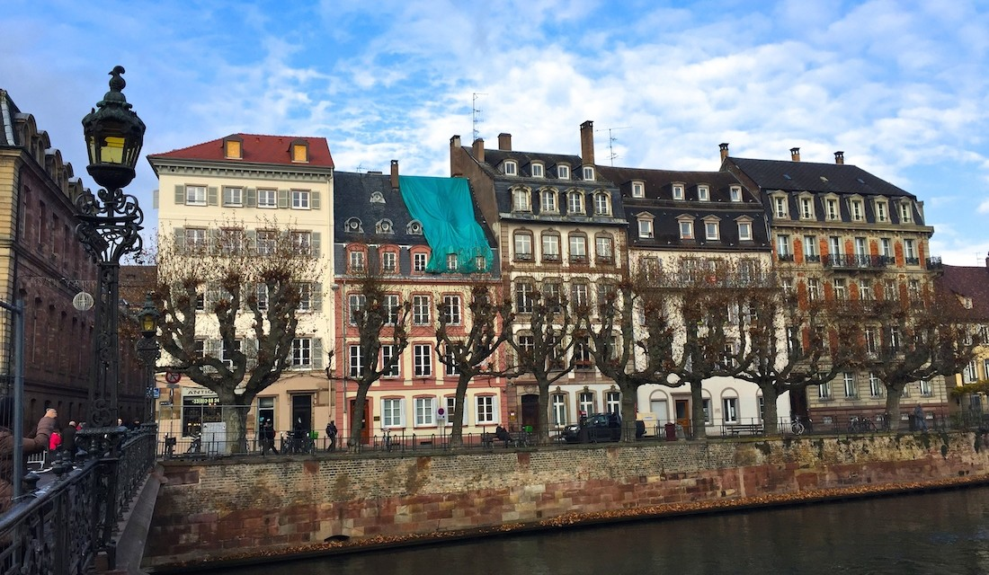 Strasbourg, France is a Beautiful, Walkable City