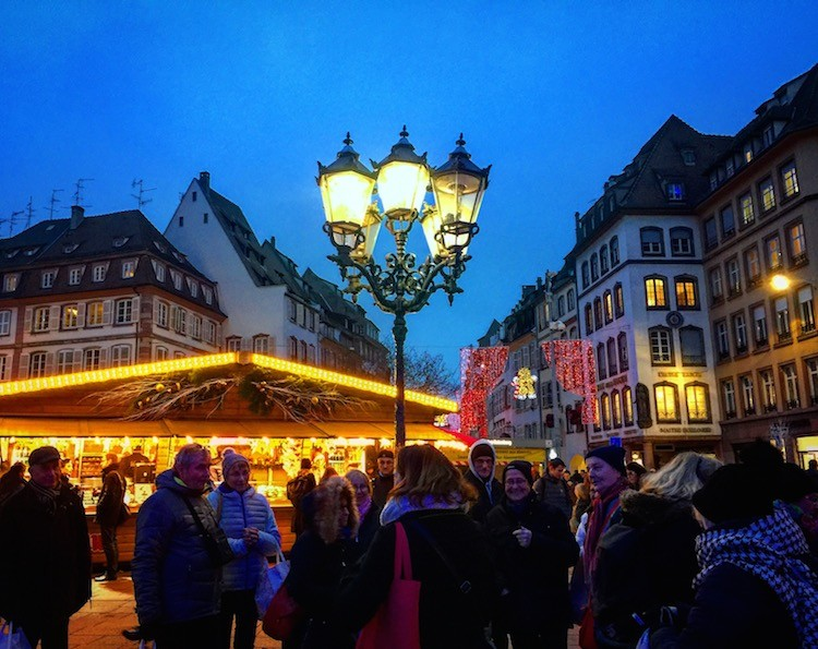 Christmas Markets in France are a centuries old tradition