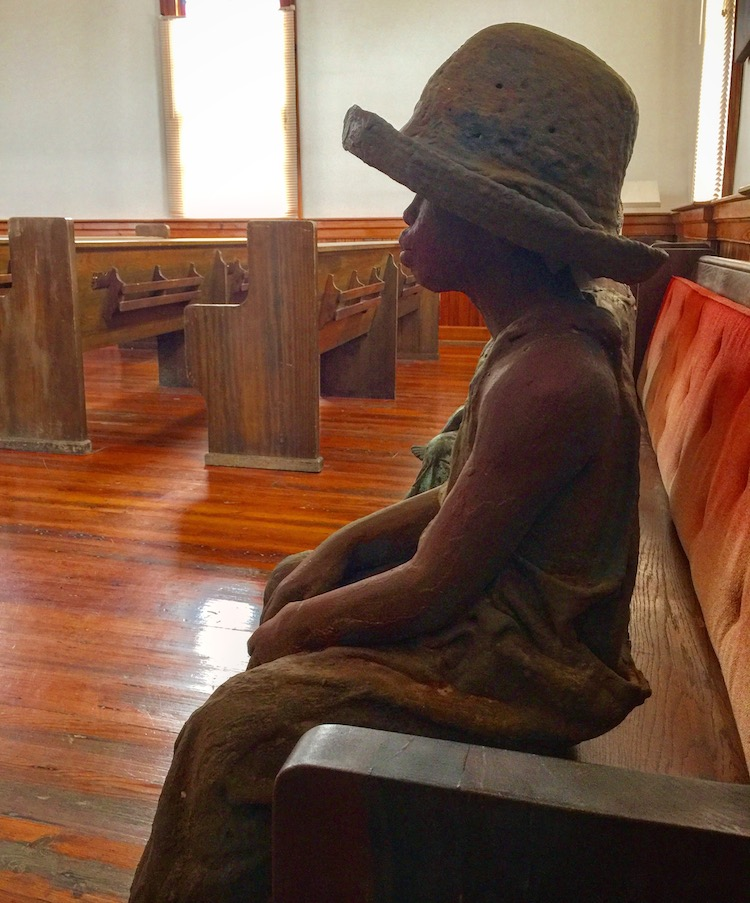 A plantation near New Orleans shows the story of slavery