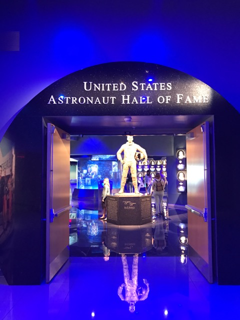 Is the Astronaut Hall of Fame at Kennedy Space Center good for kids? These are a few things to know about their newest exhibit, Heroes and Legends.