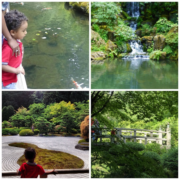 Portland Oregon is a very family friendly city. Cosmopolitan TravelingMom shares four family fun things to do in Portland with kids.
