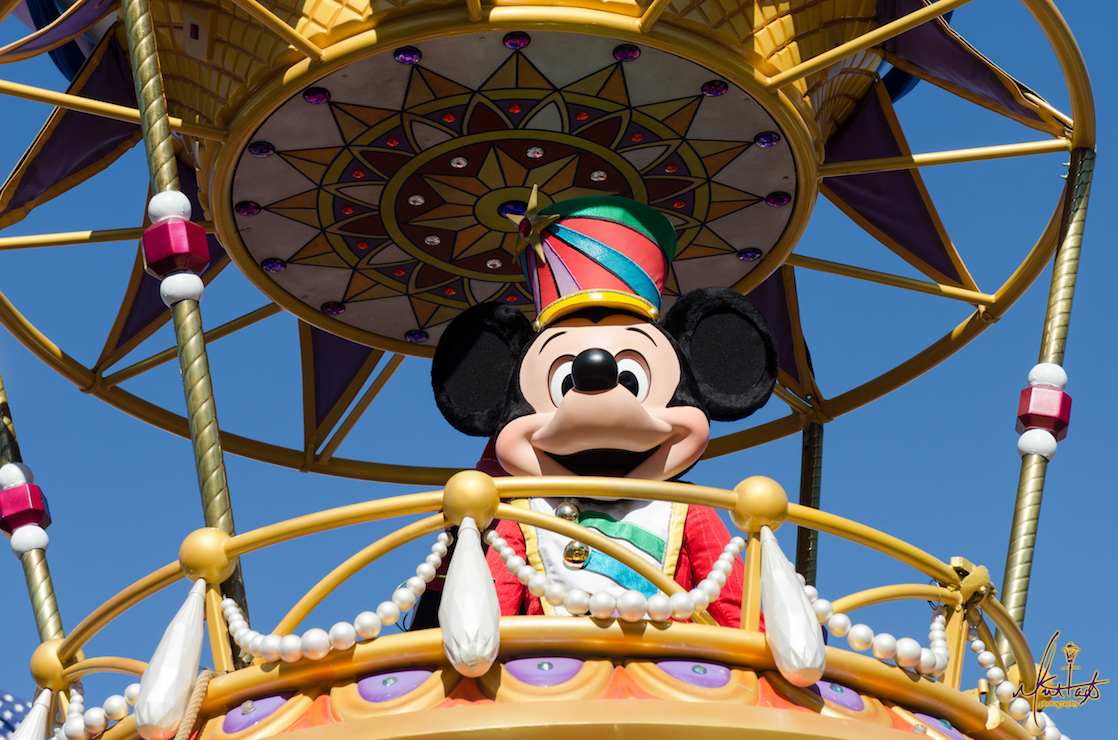 Mickey Mouse at Disney - TravelingMom