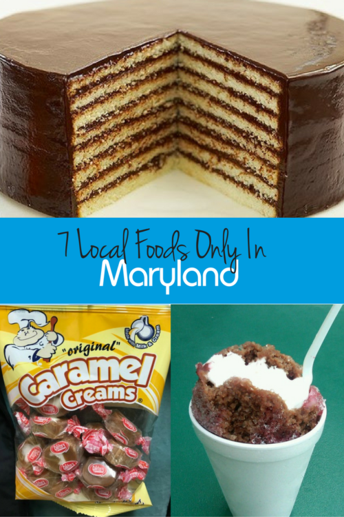 Maryland food is just as unique as the state. There are many items you can only find here. I want to share my favorites for your next visit.