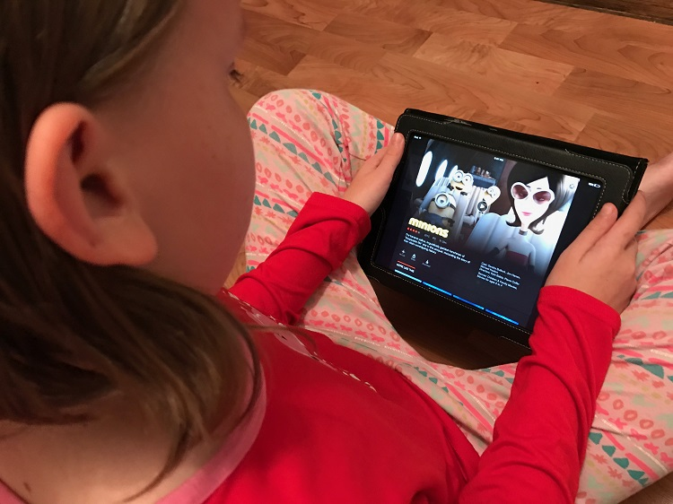 Check to see if your kids' favorite movies are available for Netflix offline streaming - more content is being added soon!
