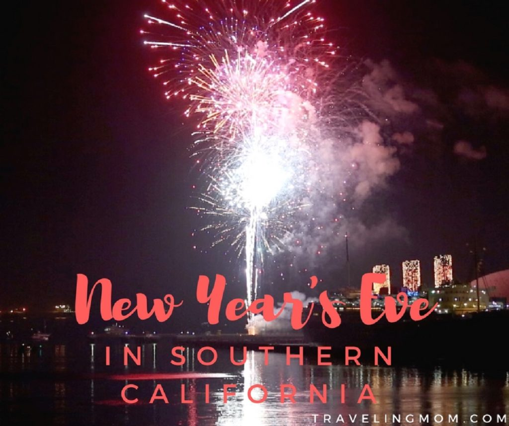 New Year S Eve In Southern California Holidays