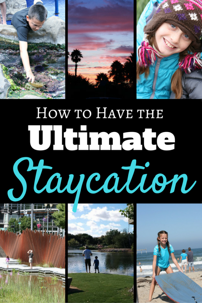 These are the 8 tested tips from TravelingMoms on how to have the ultimate staycation! Follow these tips whether you plan a daycation or staycation.