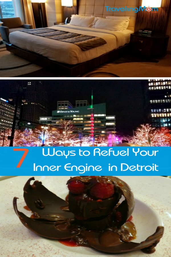 7 Ways to Refuel Your Inner Engine in Detroit, Michigan.