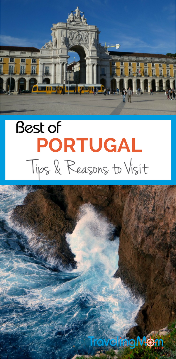 "Find out why Portugal was named ""2016 Hottest Destination of the Year"" by Travel & Leisure, get tips of visiting this enchanting country, find out what foods you simply must try and learn about one of Europe's coolest castles."