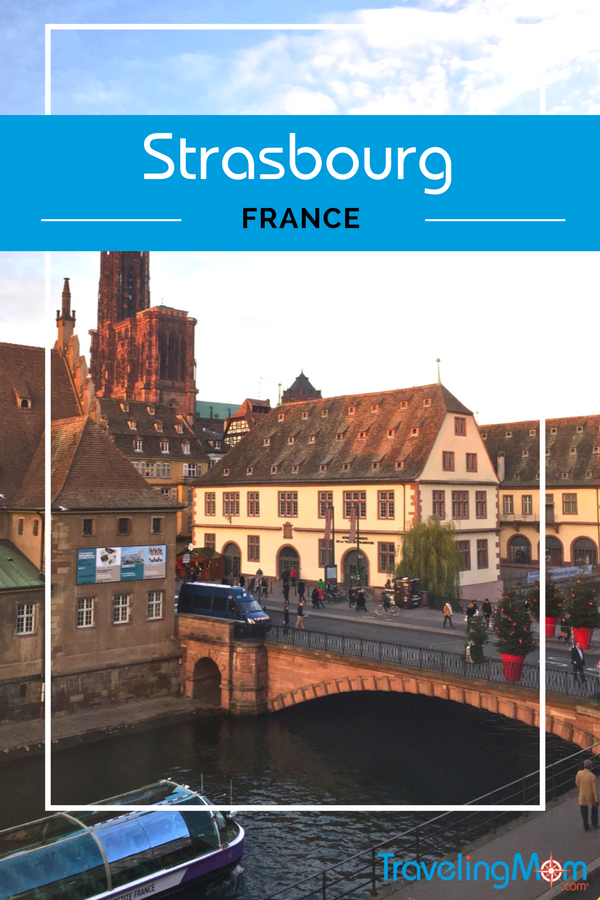 Strasbourg, France is a charming walkable city with a medieval core. Spend several days to explore its half-timbered houses, Cathedral, museums, and taste its delicious food. (Philadelphia TMOM Sarah Ricks)