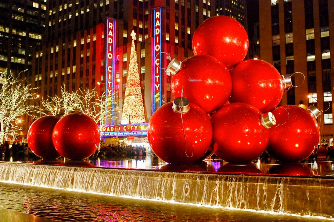 If New York City for the holidays is on your bucket list, check out these experiences beyond Rockefeller Center. You can't beat the holidays in New York.