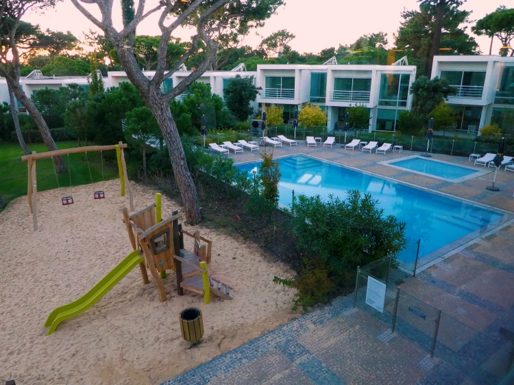 If you visit Portugal with a family, consider the Martinhal Resorts which specialize in family luxury and complementary kid centers.