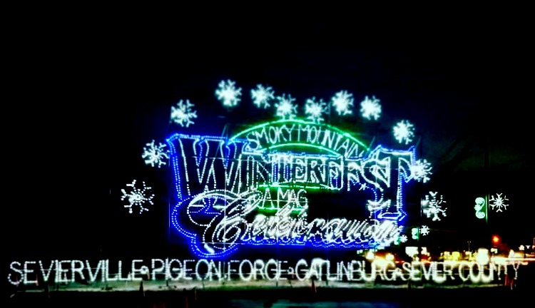 Winterfest in the Smokies