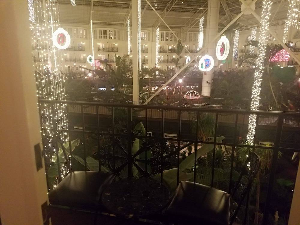 Our Research Traveling Mom shares what worked and what didn't when she and her 2 boys stayed at the Gaylord Opryland during the Christmas Season.