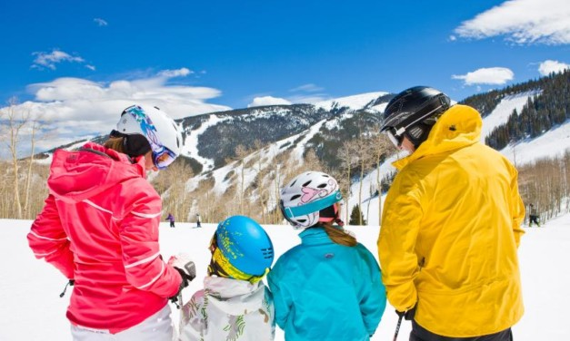 5 family fabulous ski resorts with perks for parents