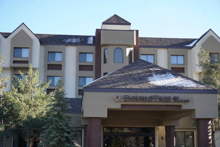 The DoubleTree by Hilton Hotel: A Family Friendly Hotel in Flagstaff. Photo by Multidimensional TravelingMom, Kristi Mehes.