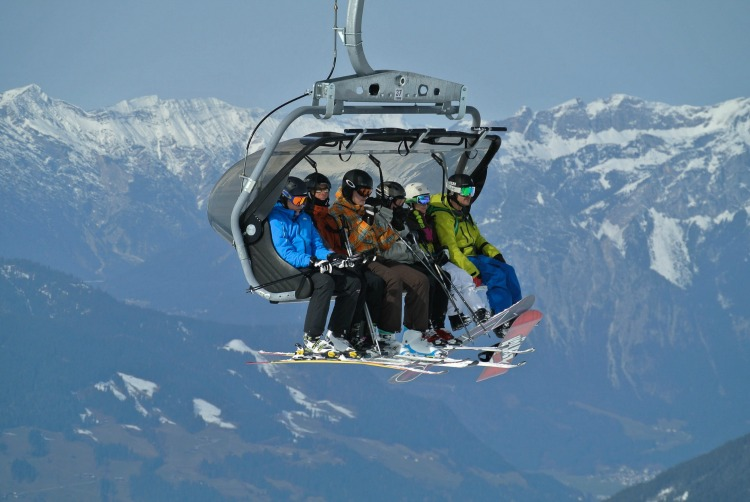 Top Ski Resorts for families