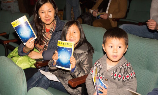 Free in NYC: Kids' Night on Broadway