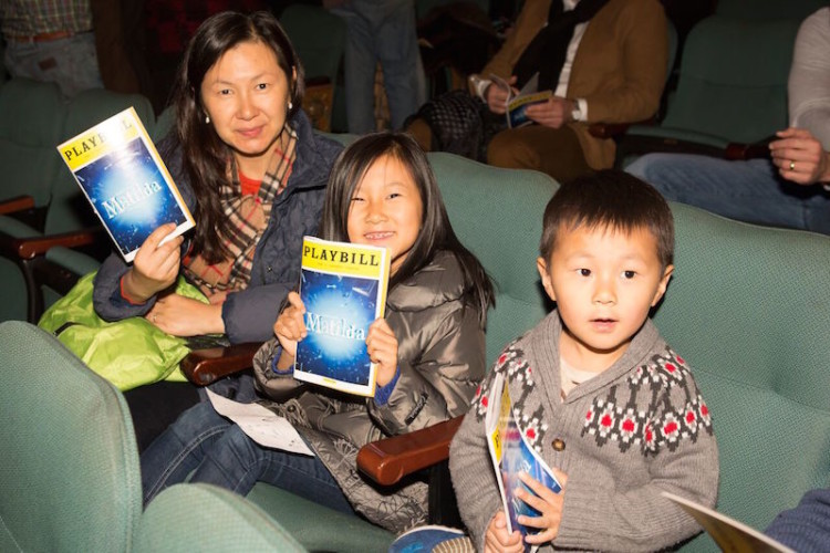 Kids' Night on Broadway - unique chance to score free tickets