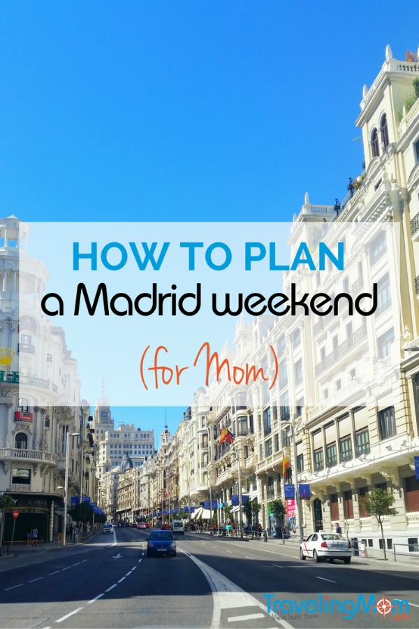 You don't need a whole week to explore Spain's capital city. Find some fun girlfriends, take the red-eye and plan a long weekend in Madrid.