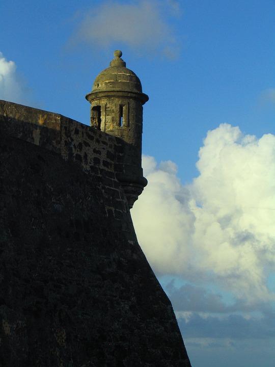 Morro in San Juan Photo credit: Bruno Fabregoul