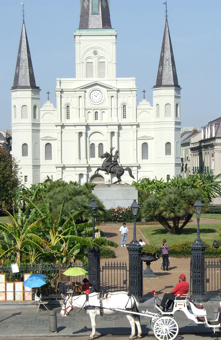 Considering a voluntourism experience? I didn't know what to expect when I arrived in New Orleans. Could I offer any help? Or would I just be in the way?